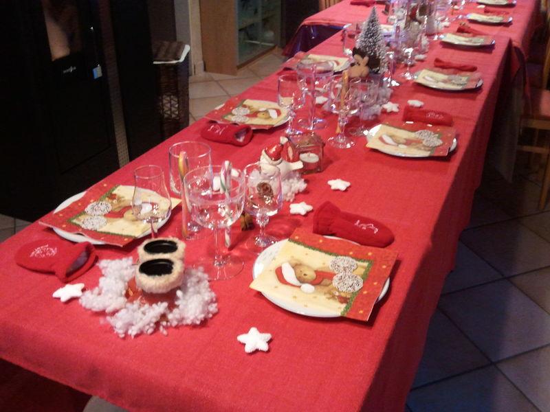 Deco Noel Table Pas Cher - Noel Decoration