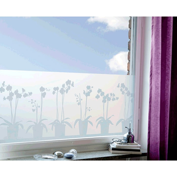 autocollant brise vue fenetre noel decoration. Black Bedroom Furniture Sets. Home Design Ideas