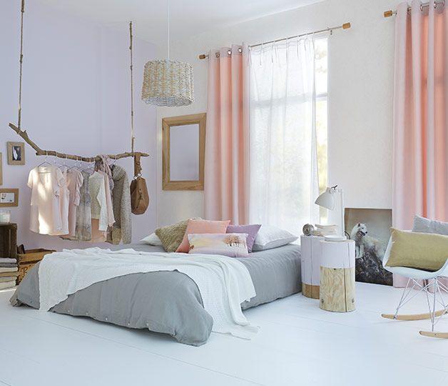 Habillage fenetre interieur - noel decoration