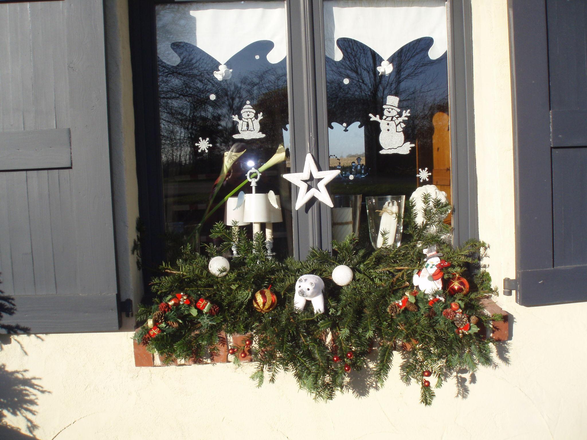 Deco Noel Pour Fenetre Exterieur Noel Decoration