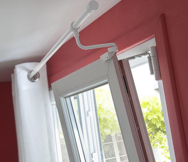 idee deco pour fenetre noel decoration. Black Bedroom Furniture Sets. Home Design Ideas