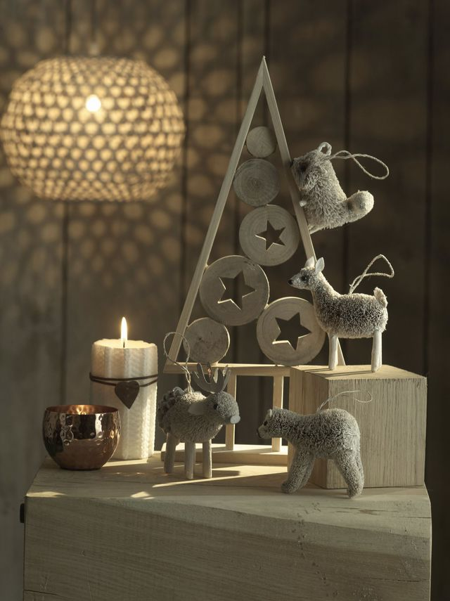 Idee deco noel exterieur maison noel decoration - Idee decoration noel exterieur ...