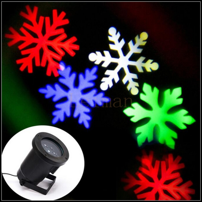 Laser lumineux de noel noel decoration for Tele achat projecteur noel