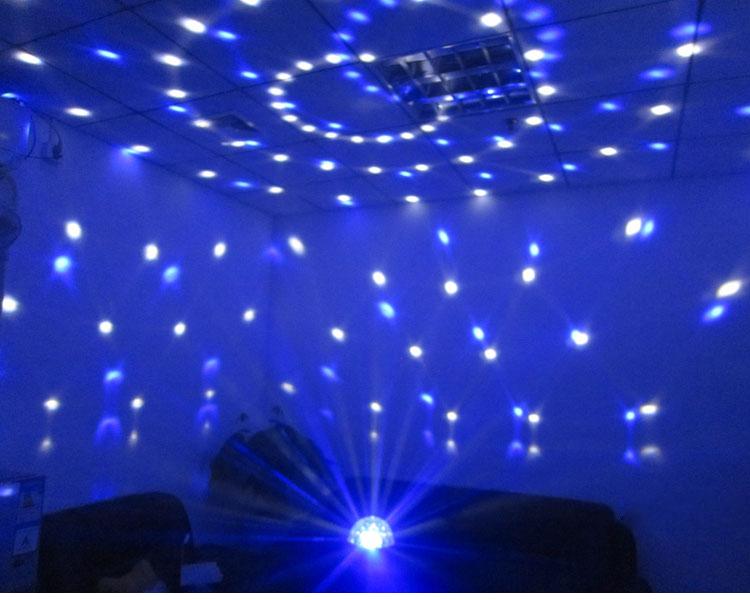 projecteur laser lumiere blanche noel decoration