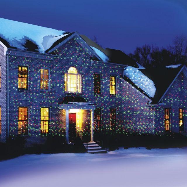 projecteur pour facade noel noel decoration. Black Bedroom Furniture Sets. Home Design Ideas