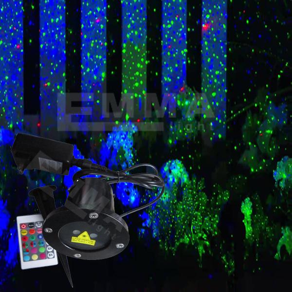 Spot laser deco noel noel decoration for Projecteur laser de noel
