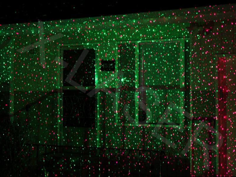 deco noel exterieur laser