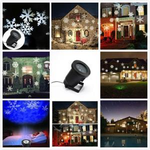 Spot deco noel maison noel decoration for Spot led pour noel