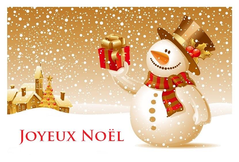 Carte De Noël à Imprimer Noel Decoration